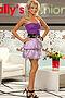 Платье #11369. Вид 2.
