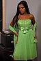 Платье #2808. Вид 4.