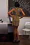 Платье #2864. Вид 7.