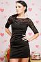 Платье #5014. Вид 3.