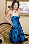 Платье #5439. Вид 4.