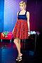Платье #5762. Вид 2.