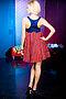 Платье #5762. Вид 3.