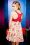 Платье #5766. Вид 3.