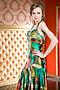 Платье #5867. Вид 4.