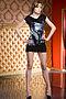 Платье #5982. Вид 2.