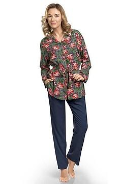 Пижама (Рубашка+Брюки)