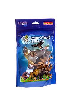 Набор животных динозавров