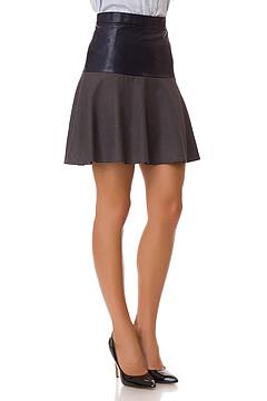 Просмотр мини юбку