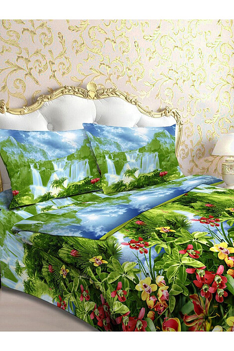 Комплект постельного белья за 1208 руб.