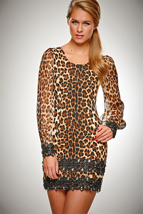 Платье за 9540 руб.
