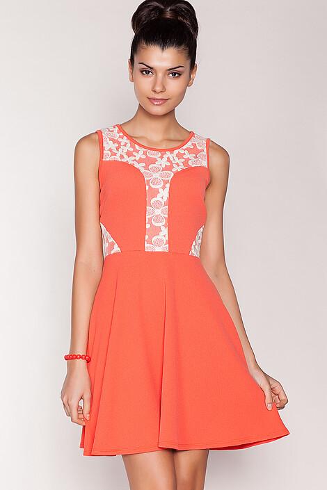 Платье за 970 руб.