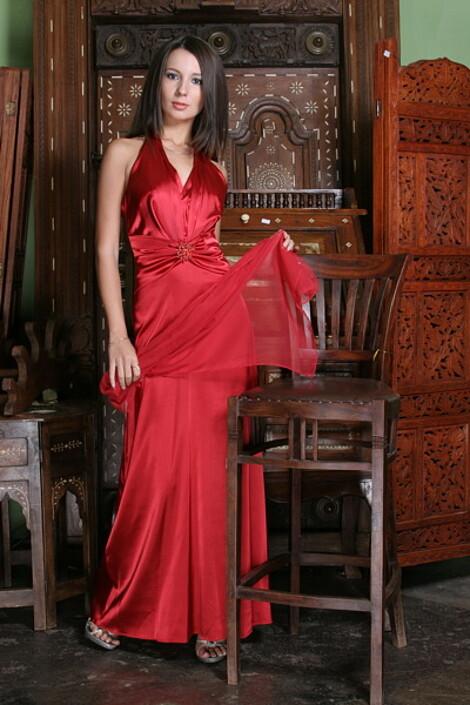 Вечернее платье за 4000 руб.
