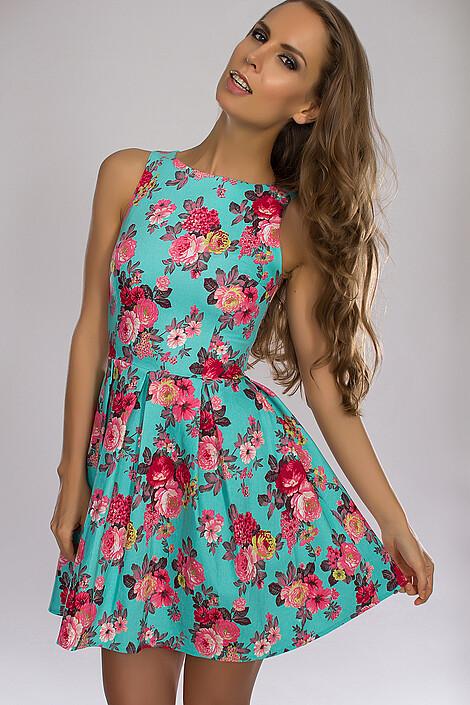 Платье за 2393 руб.
