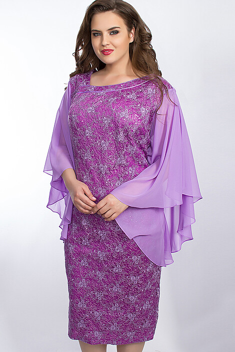 Платье с жакетом за 7560 руб.