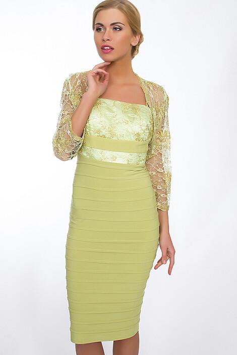 Платье с болеро за 3430 руб.