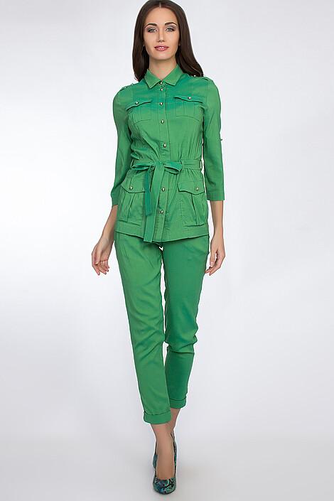 Костюм (брюки + блуза) за 7392 руб.