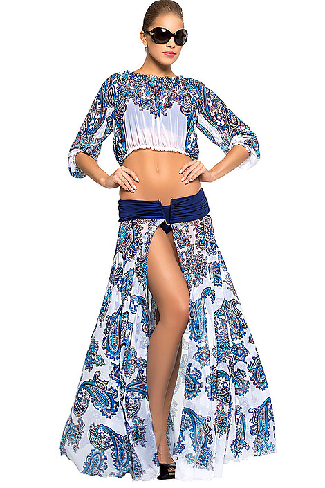 Комплект ( юбка + топ ) за 14000 руб.