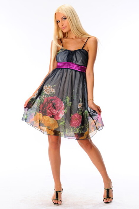 Платье за 2220 руб.
