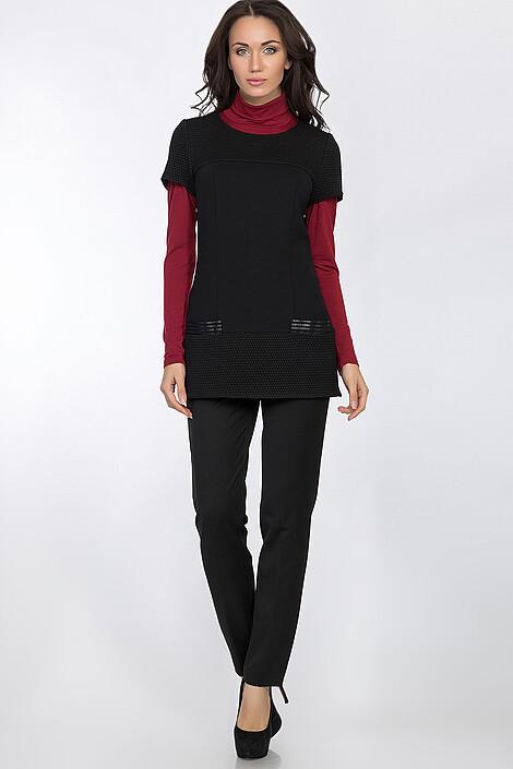 Комплект (туника+блуза+брюки) за 2128 руб.