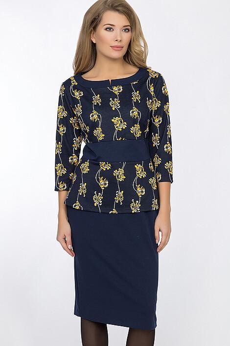 Костюм (блуза+юбка) за 2623 руб.