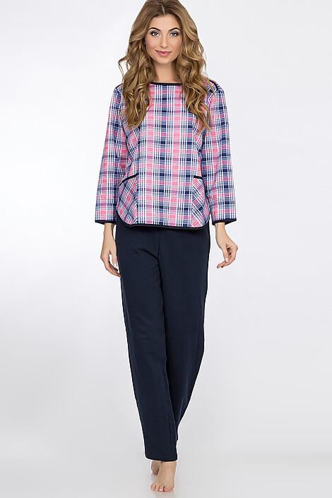 Костюм (блуза+брюки) за 1064 руб.
