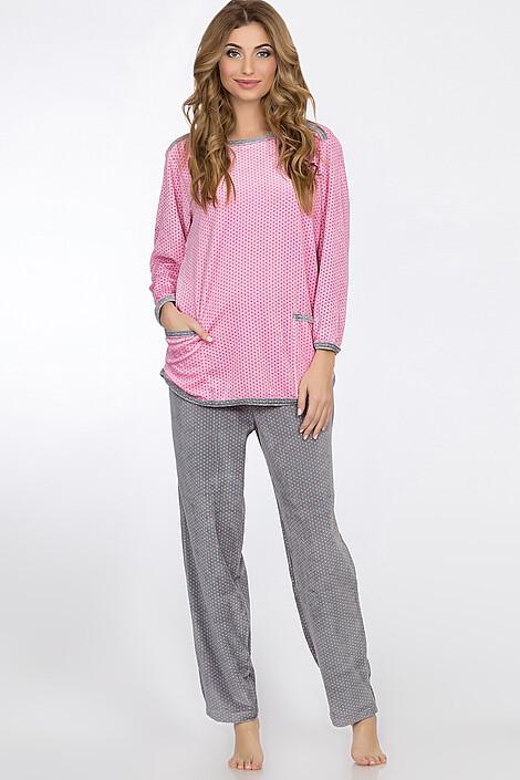 Костюм (блуза+брюки) за 1620 руб.
