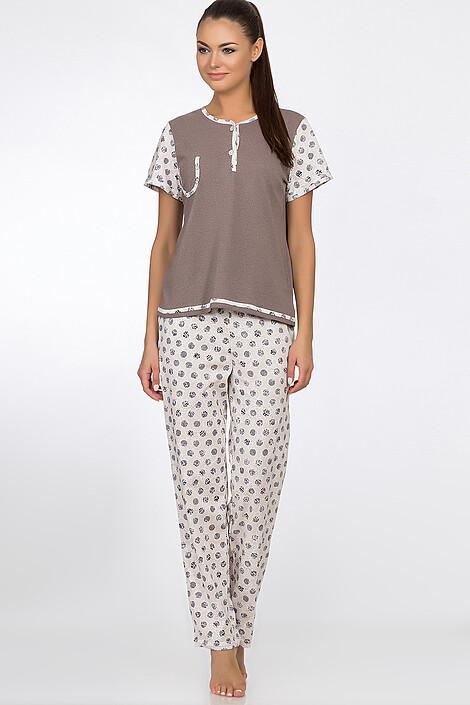 Костюм (блуза+брюки) за 1062 руб.