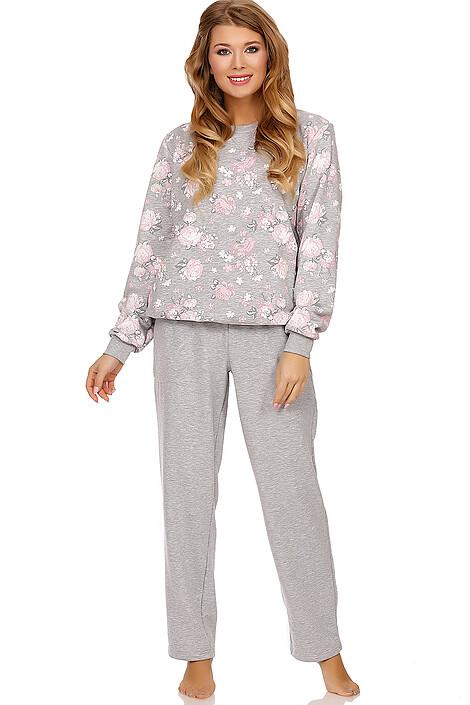 Костюм (блуза+брюки) за 1526 руб.