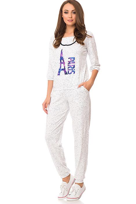Костюм (блуза+брюки) за 1204 руб.