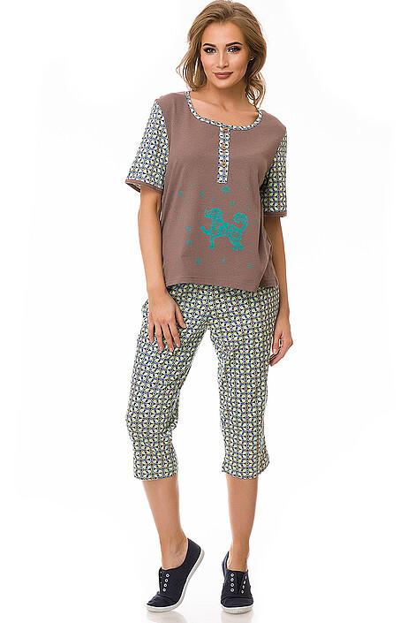 Костюм (блуза+бриджи) за 918 руб.