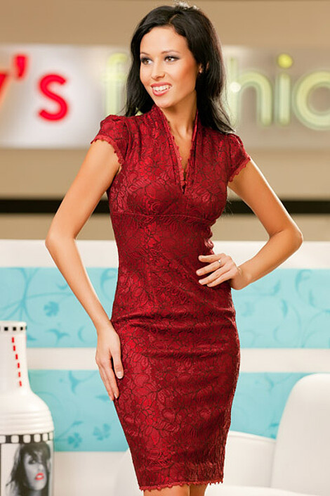 Платье за 7293 руб.