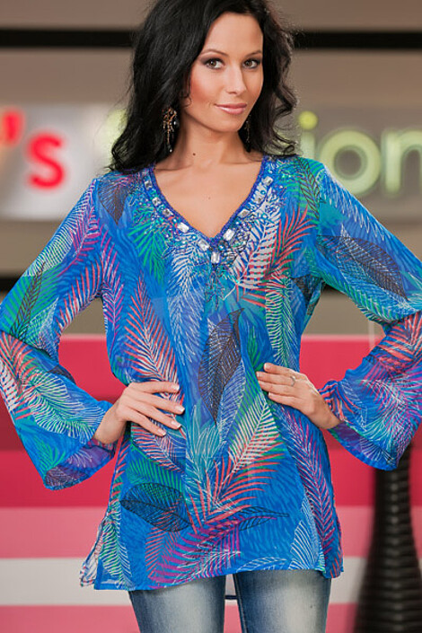 Блузка за 2480 руб.