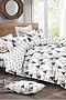 Комплект постельного белья #135059. Вид 1.