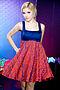 Платье #5762. Вид 1.