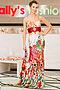 Платье #9704. Вид 1.