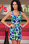 Платье #9807. Вид 1.