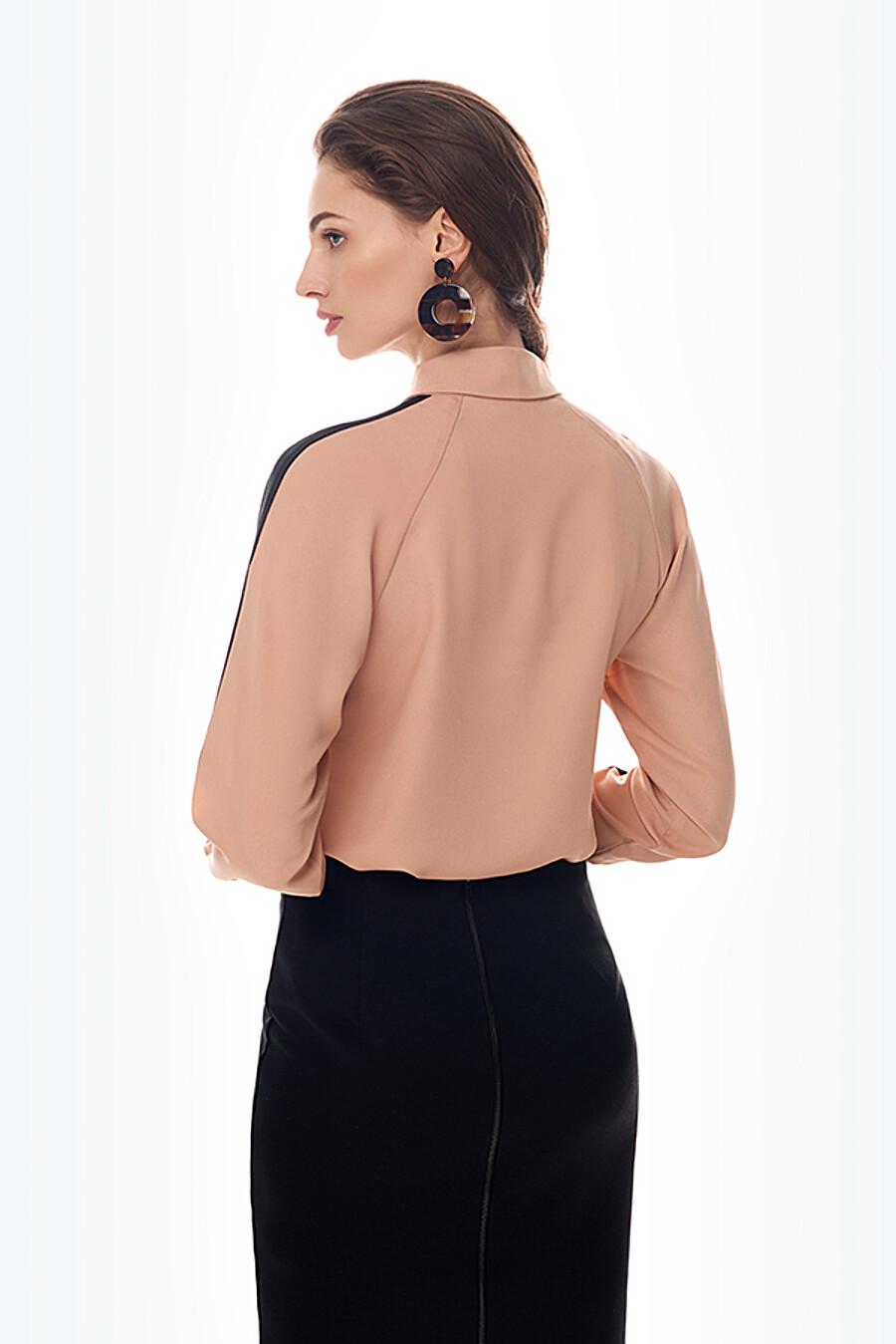 Блузка для женщин VALKIRIA 109137 купить оптом от производителя. Совместная покупка женской одежды в OptMoyo