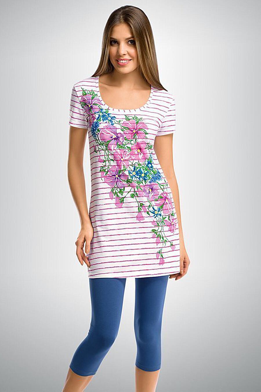 Пижама (Лосины+Туника) #111368