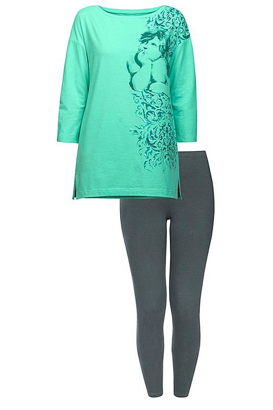 Пижама (Лосины+Туника) #111381