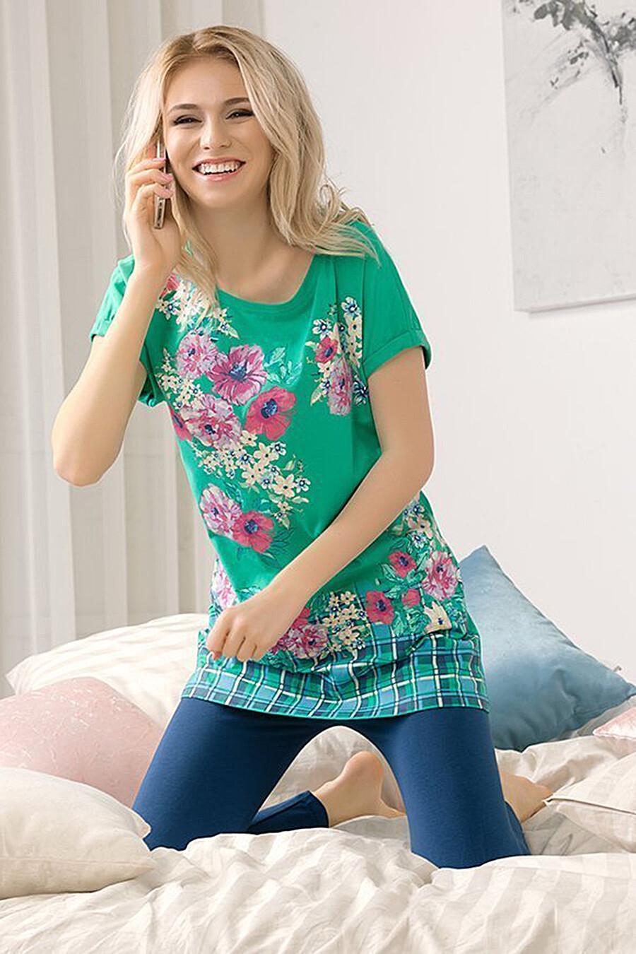 Пижама (Лосины+Туника) #111385