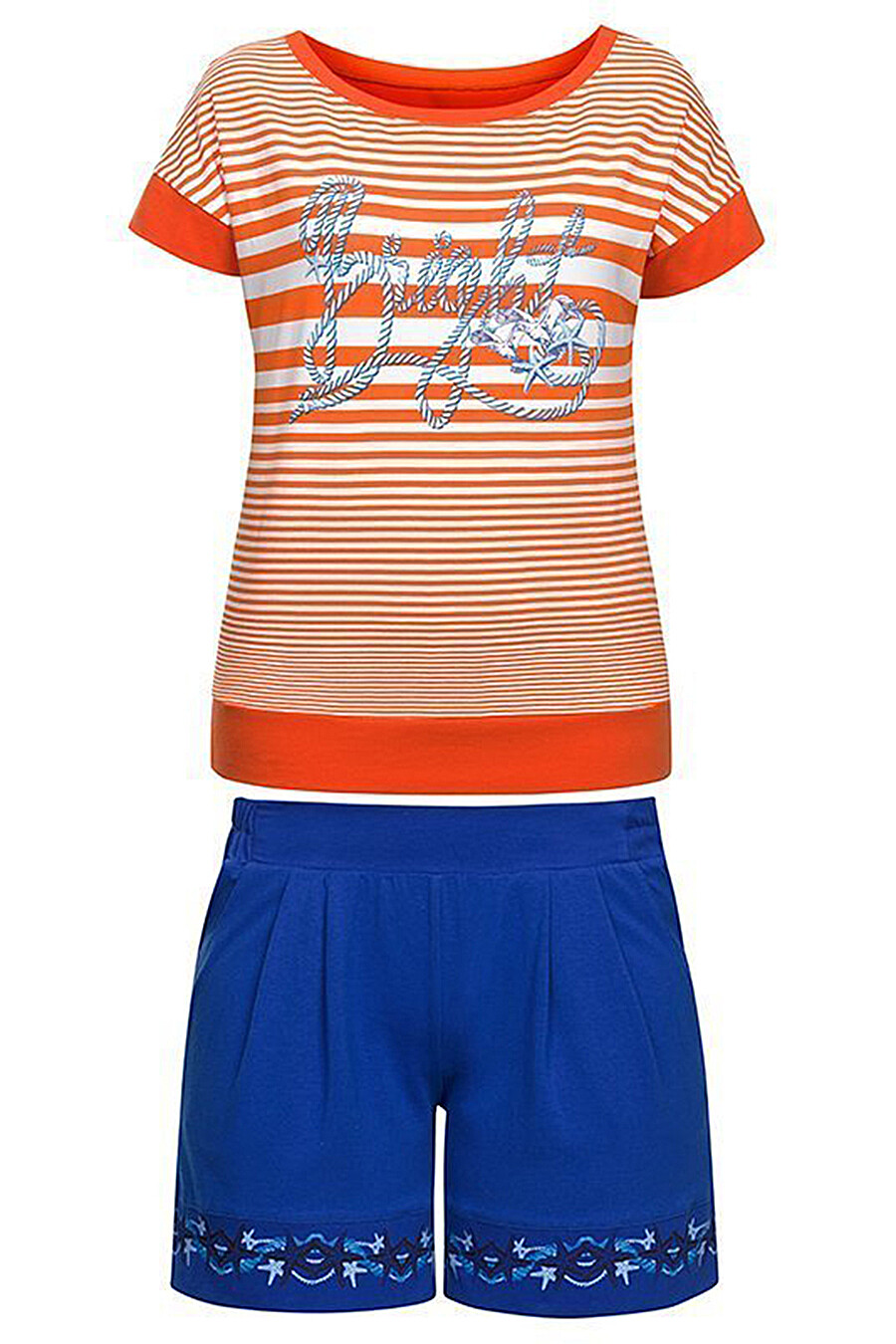 Пижама (Шорты+Футболка) PELICAN (111423), купить в Optmoyo.ru