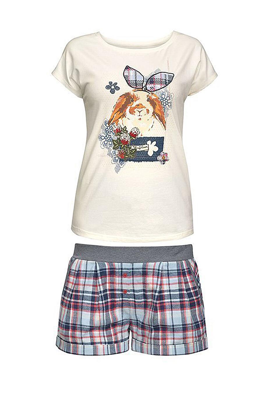 Пижама (Шорты+Футболка) #111426