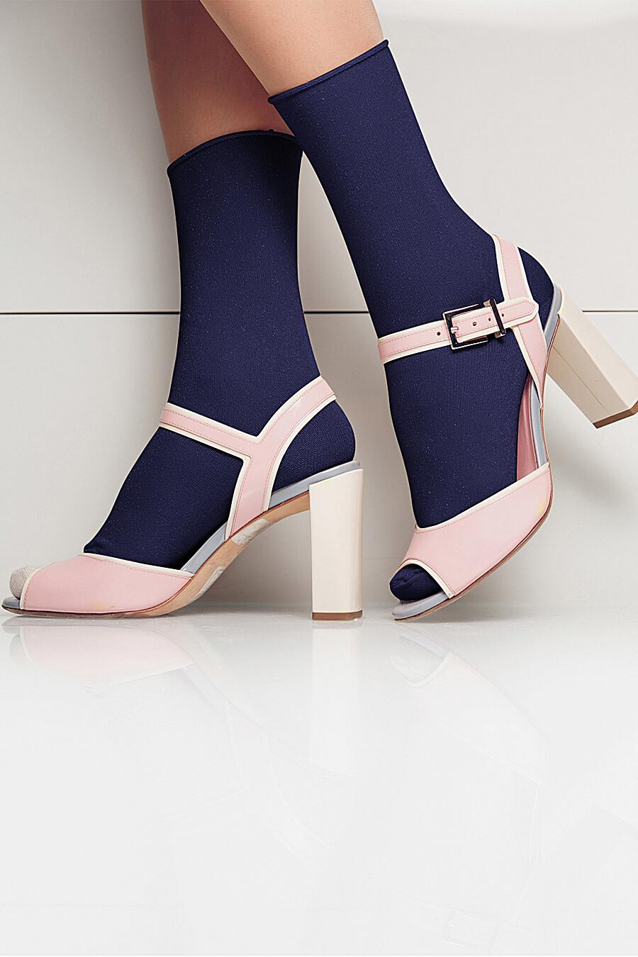 Носки для женщин GIULIA 116633 купить оптом от производителя. Совместная покупка женской одежды в OptMoyo