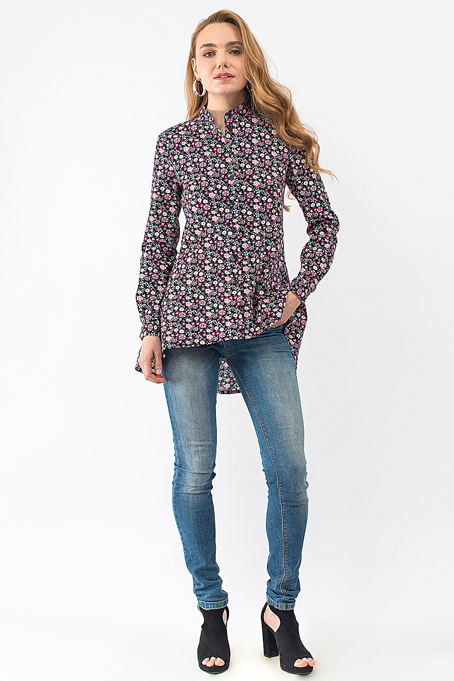 Блуза Gloss (117159), купить в Optmoyo.ru