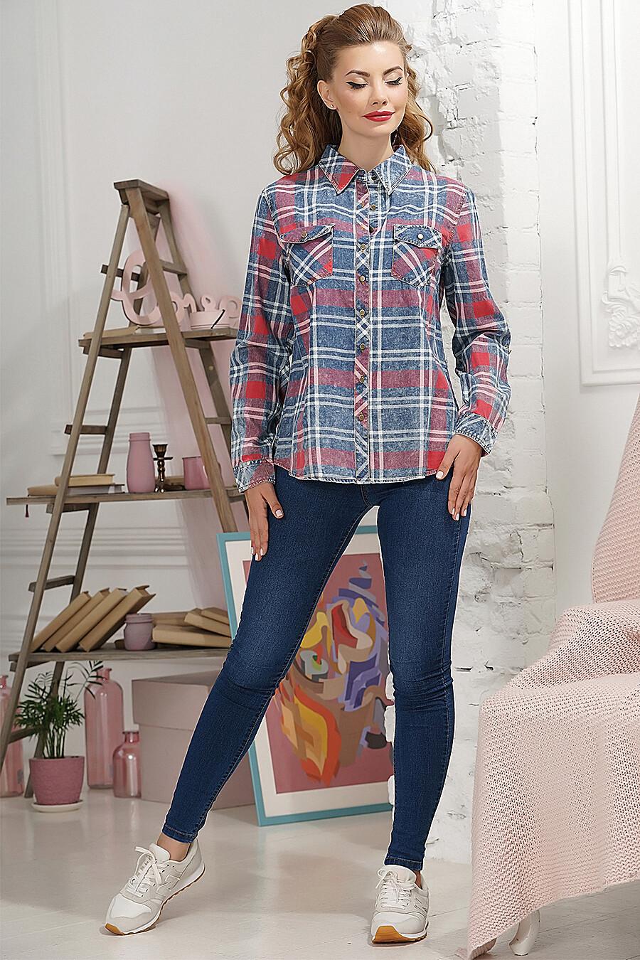 Рубашка MODALIME (117530), купить в Optmoyo.ru