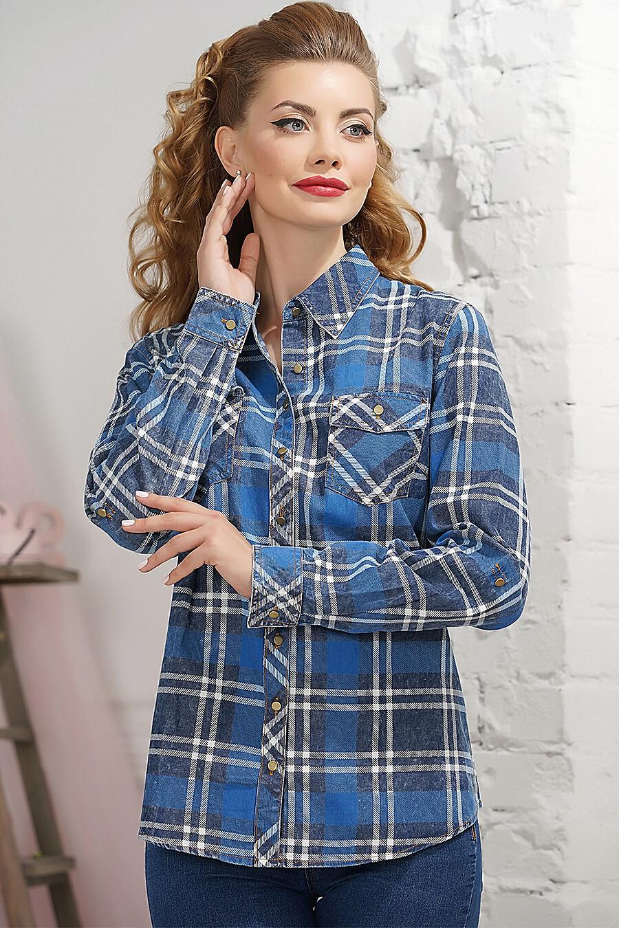 Рубашка MODALIME (117533), купить в Optmoyo.ru