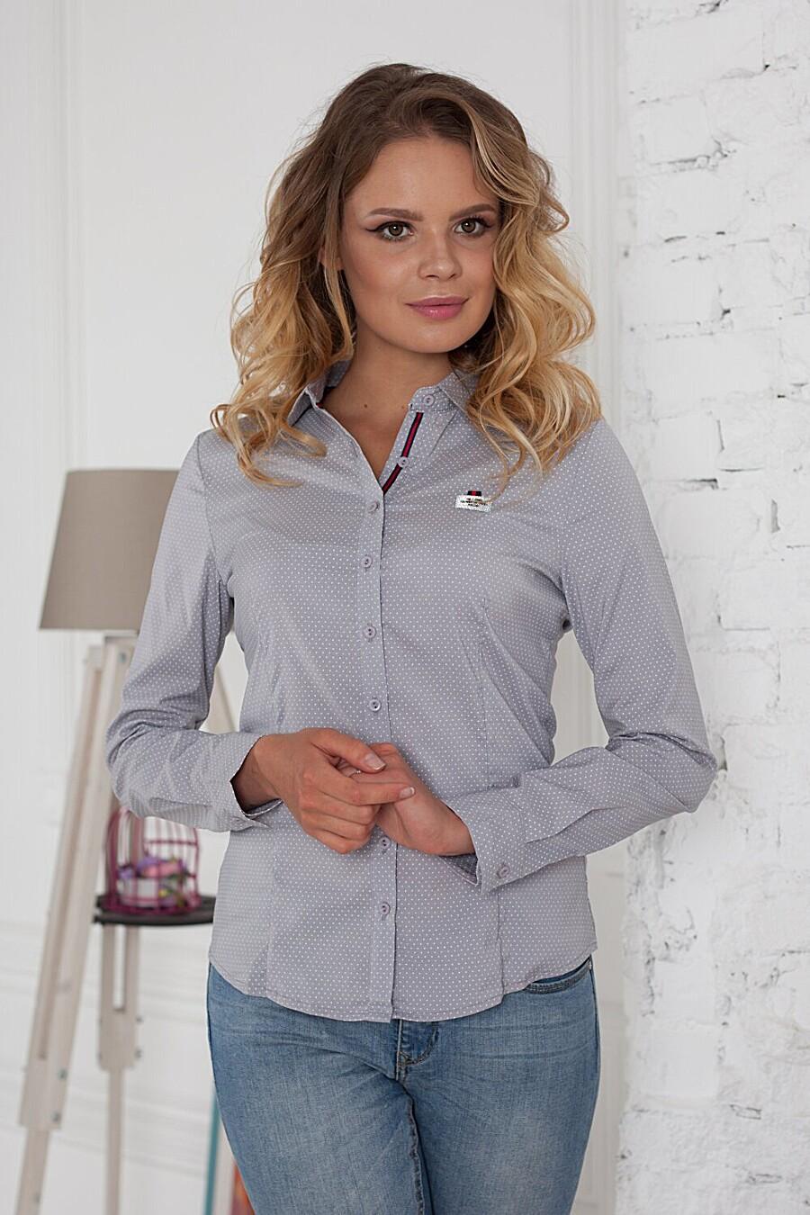 Рубашка MODALIME (117543), купить в Optmoyo.ru