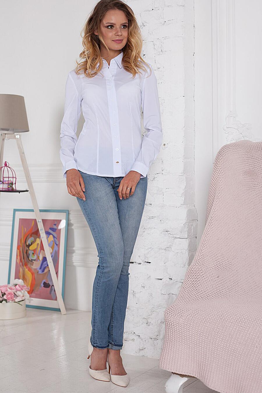 Рубашка MODALIME (117544), купить в Optmoyo.ru