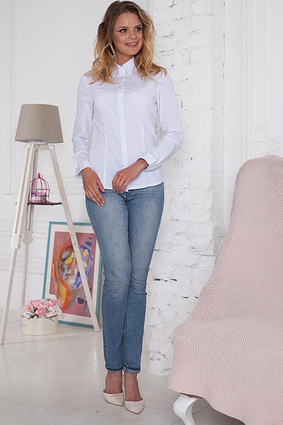 Рубашка MODALIME (117552), купить в Optmoyo.ru